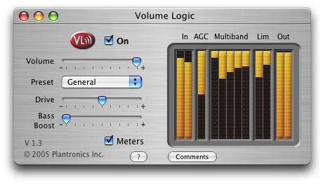 Volume Logic